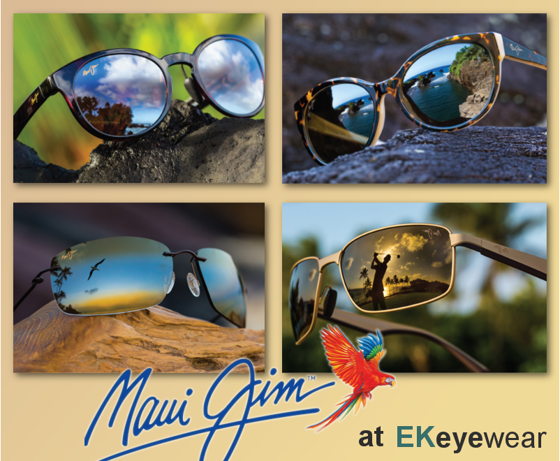 f0f3aecffbc5 Maui Jim, a fabulous brand from Hawaii, offers premium polarised sunglasses